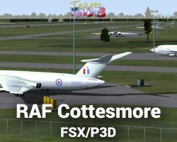 RAF Cottesmore Scenery