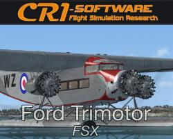 Ford Trimotor for FSX