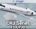 CRJ Series Pack v2 for FSX/P3D