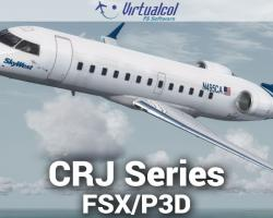 Airbus A220 Series Pack for FSX/P3D by Virtualcol FS Software