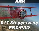 Beechcraft D17 Staggerwing for FSX/P3D