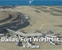 Airport Dallas/Fort Worth International Scenery for X-Plane