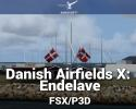 Danish Airfields X: Endelave Scenery for FSX/P3D