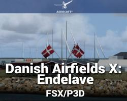 Danish Airfields X: Endelave Scenery