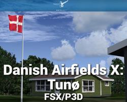 Danish Airfields X: Tunø Scenery for FSX/P3D