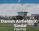 Danish Airfields X: Sindal Scenery for FSX/P3D