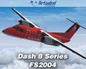Dash 8 Series for FS2004
