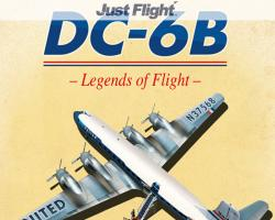 DC-6B: Legends of Flight