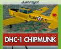 DHC-1 Chipmunk for FSX/P3D