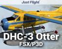 DHC-3 Otter for FSX/P3D