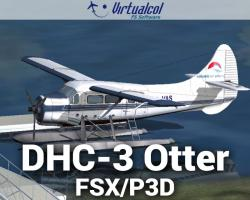 de Havilland Canada DHC-3 Otter for FSX/P3D
