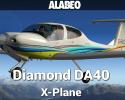 Diamond DA40 for X-Plane