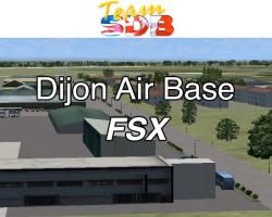 Dijon Air Base Scenery