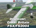 Discover: Great Britain (Auster Autocrat J/1) for FSX & FS2004