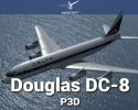 Douglas DC-8 for FSX/P3D