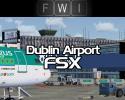 Dublin Airport (EIDW) Scenery for FSX