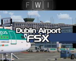 Dublin Airport (EIDW) Scenery for FSX