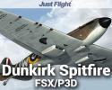 Dunkirk Spitfire for FSX/P3D