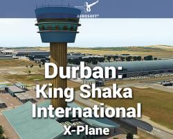 FSDG - Durban: King Shaka International Airport Scenery for X-Plane