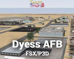 Dyess AFB Scenery