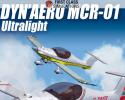 First Class Sim. Dyn'Aero MCR-01 Ultralight for FSX/FS2004