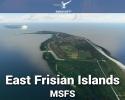 East Frisian Islands Scenery for MSFS