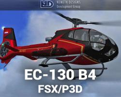 Eurocopter EC-130 B4 for FSX/P3D