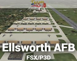Ellsworth AFB Scenery