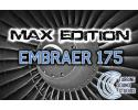 Embraer 175 MAX Edition Sound Pack