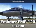 Embraer EMB 120 Brasilia for FSX/P3D