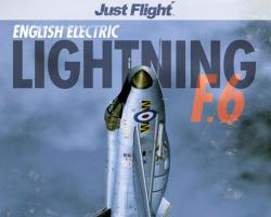 English Electric Lightning F.6 for FSX