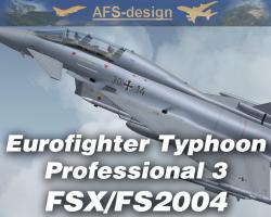 Eurofighter Typhoon Professional 3