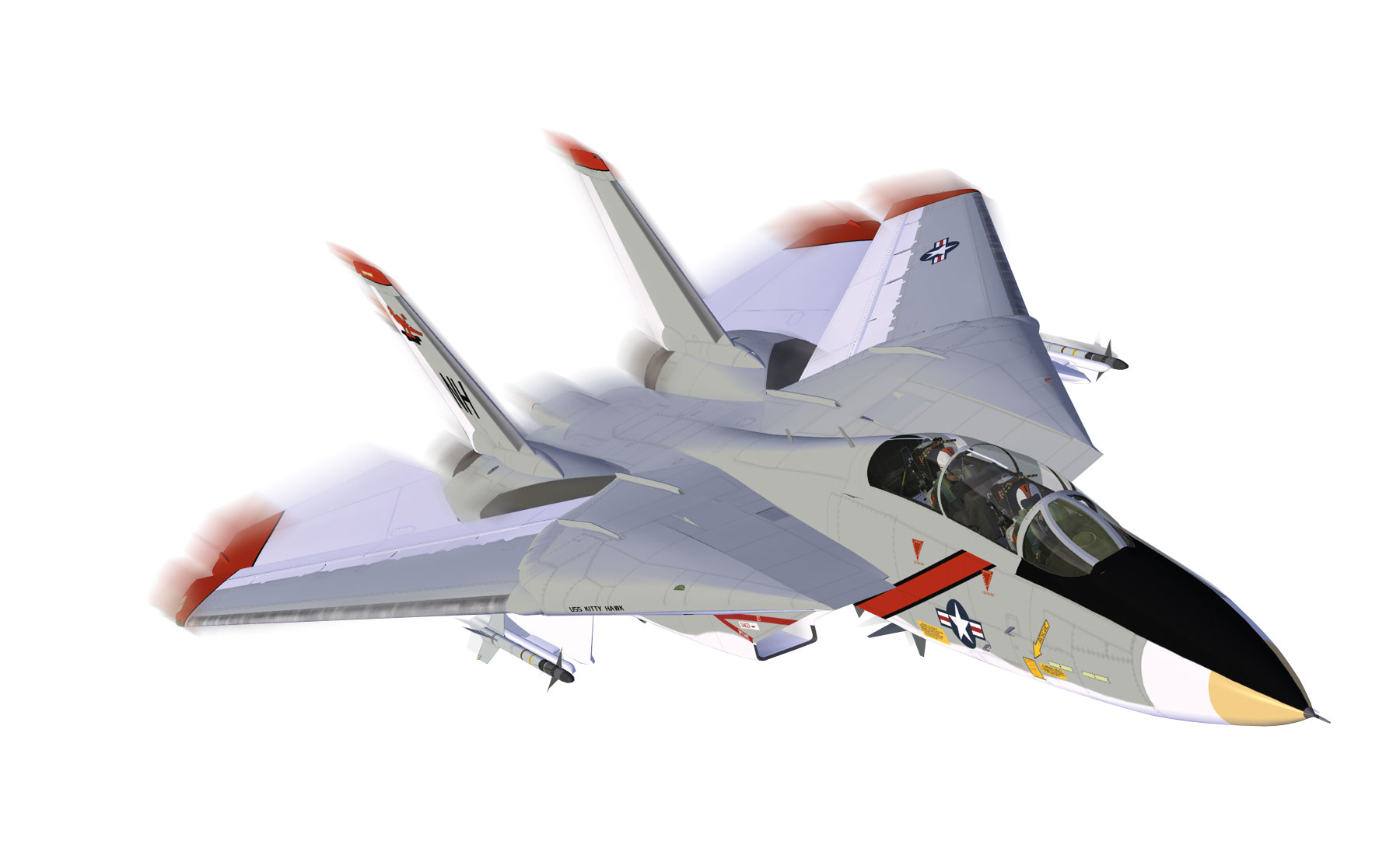F-14 Extended for FSX/P3D