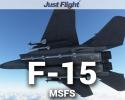 McDonnell Douglas F-15 C, E & I Eagle for MSFS