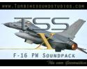 TSS F-16 PW F-100 sound pack for FSX