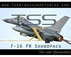 F-16 PW F-100 Sound Pack