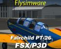 Fairchild PT-26 Cornell for FSX/P3D
