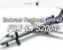 Embraer Regional Jets v2 for FSX & FS2004