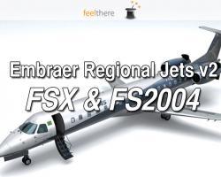 Embraer Regional Jets v2