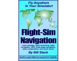 Flight-Sim Navigation Tutorial e-Book