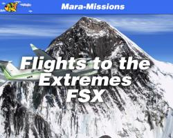 Flights to the Extremes for FSX