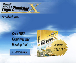 Microsoft Flight Simulator X (DVD)