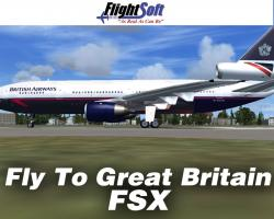 FlightSoft Fly to Great Britain