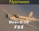 Beech 18 for FSX/P3D