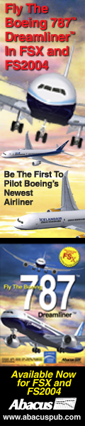 Fly The Boeing 787 Dreamliner (FSX/FS2004)