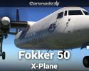 Fokker 50 for X-Plane