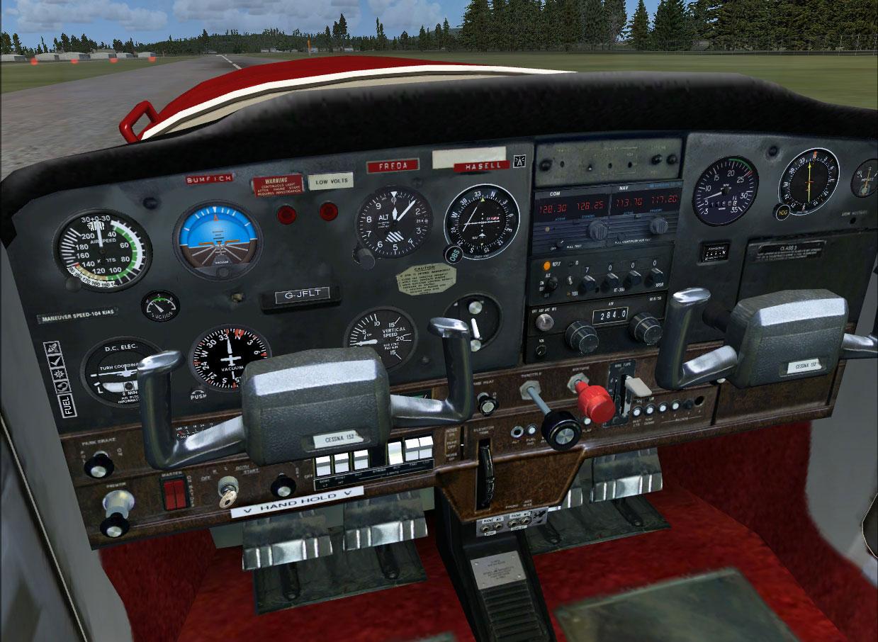 Free Cessna 152 for FSX