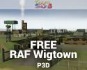 Free RAF Wigtown Scenery for P3D