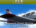 Free Piper Arrow for FSX & FS2004