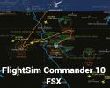 FlightSim Commander v10